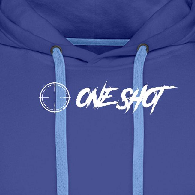 ONESHOT logo + text
