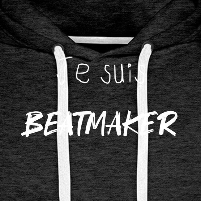 je suis beatmaker white