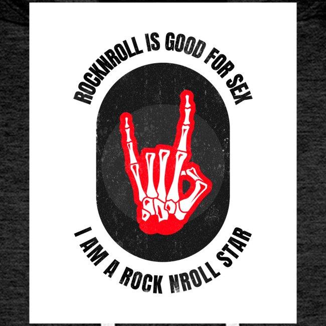 Rocknroll is Good For Sex
