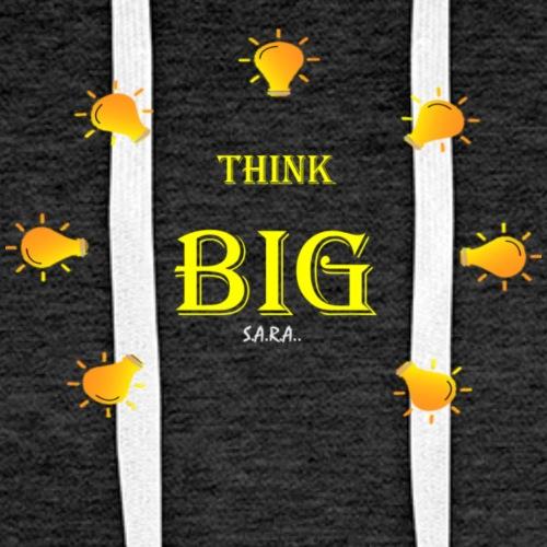 Einstellung Motivation Groß denken