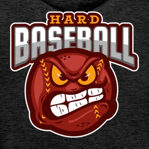 Pelota de Béisbol   Hard Baseball - Sudadera con capucha premium para hombre