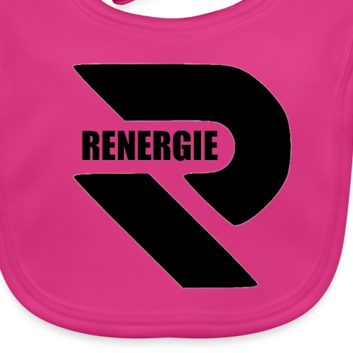 Renergie Logo Hoesjes - Bio-slabbetje voor baby's
