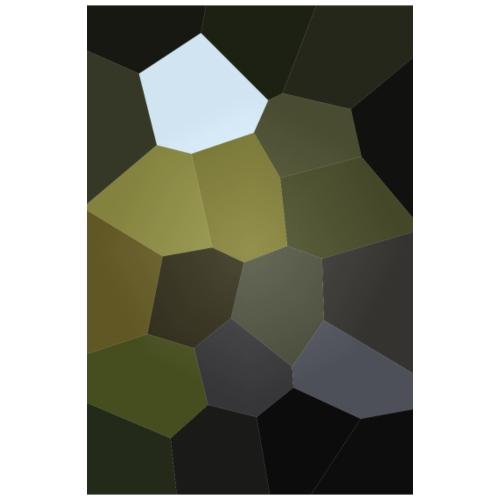 Handyhülle Design mosaik 01 - Baby Bio-Lätzchen