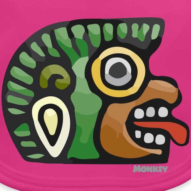 Aztec Icon Monkey