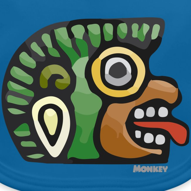 Aztec Icon Monkey