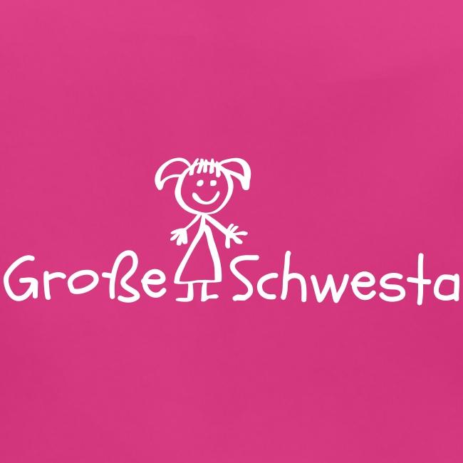 Vorschau: Grosse Schwesta - Baby Bio-Lätzchen