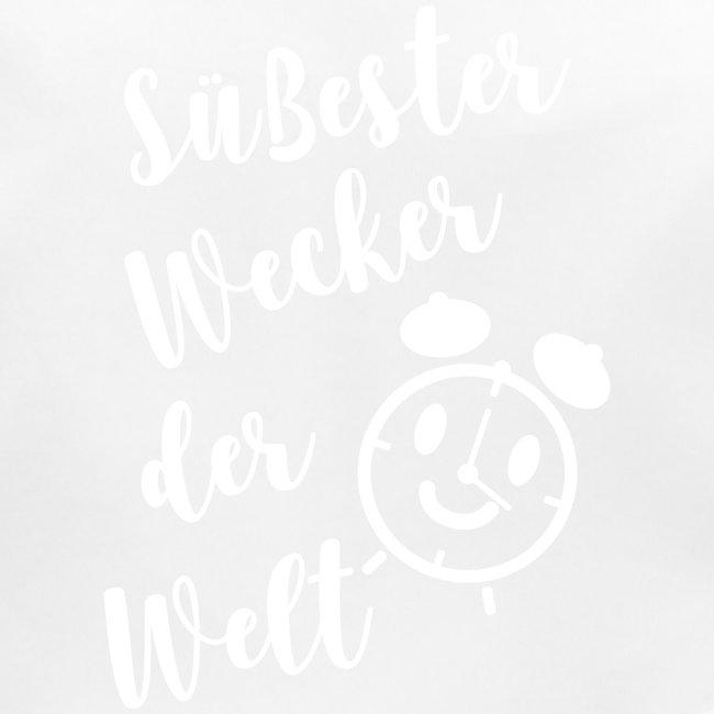 Süßester Wecker der Welt