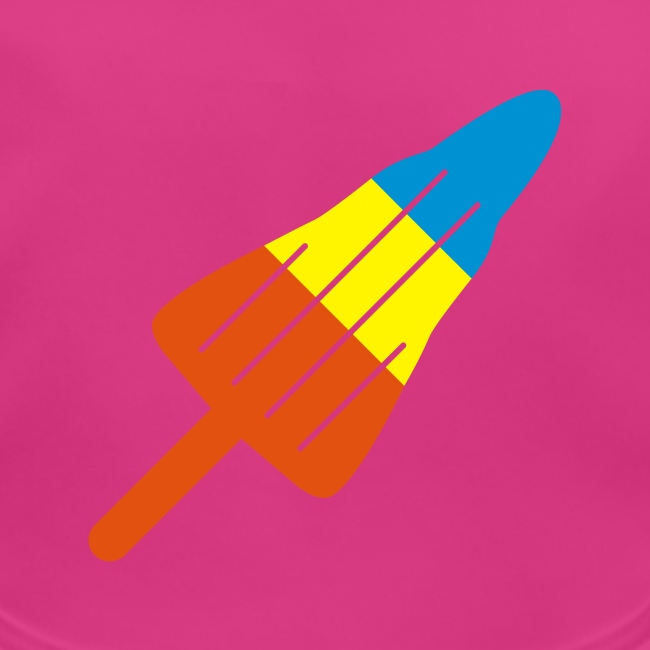 ZOOM ROCKET LOLLY: choose three different flavours