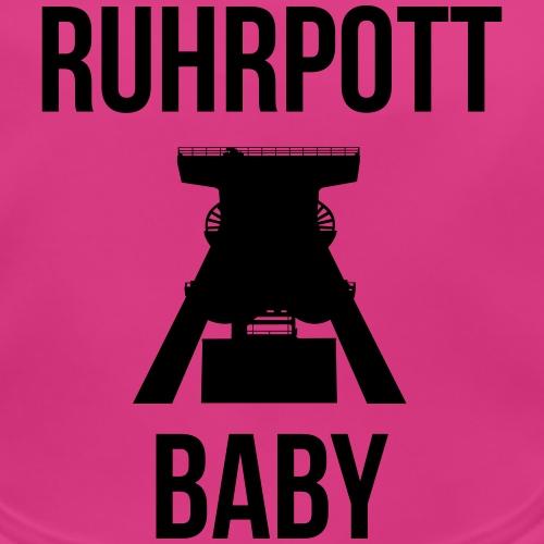 RUHRPOTT BABY - Deine Ruhrpott Stadt - Baby Bio-Lätzchen