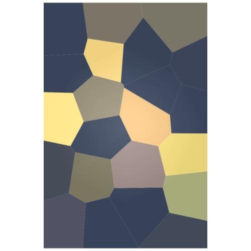 Handyhülle Design mosaik 03 - Baby Bio-Lätzchen