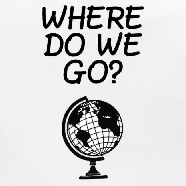 WorldMap | WhereDoWeGo?