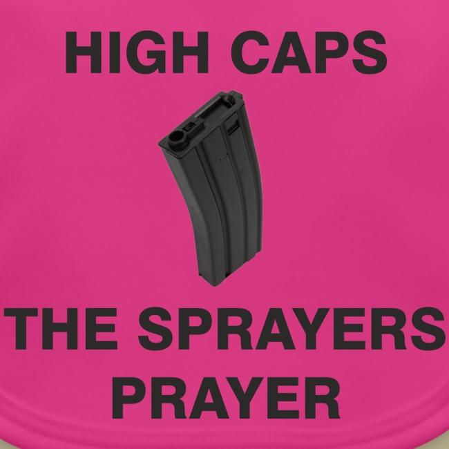 Sprayers Prayer