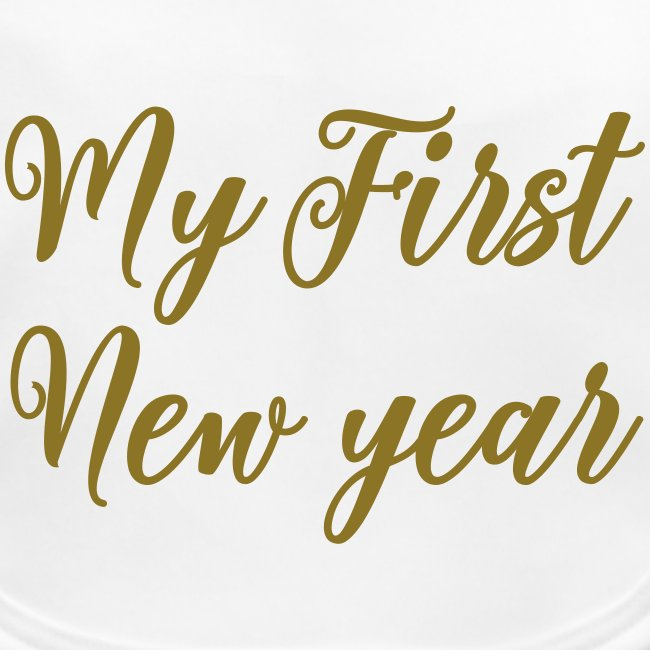 First new year