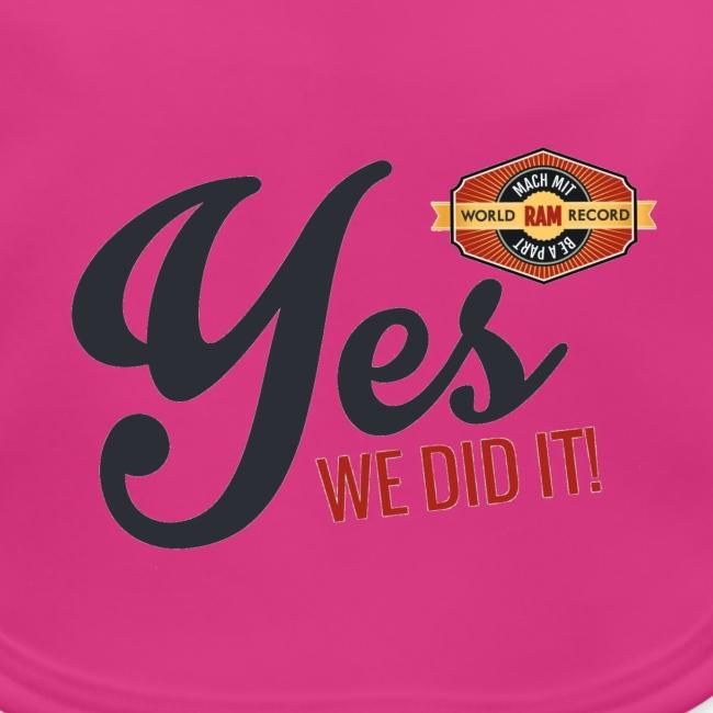 YES-we did it_black