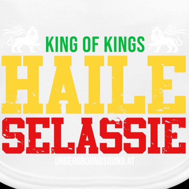KING OF KINGS - HAILE SELASSIE