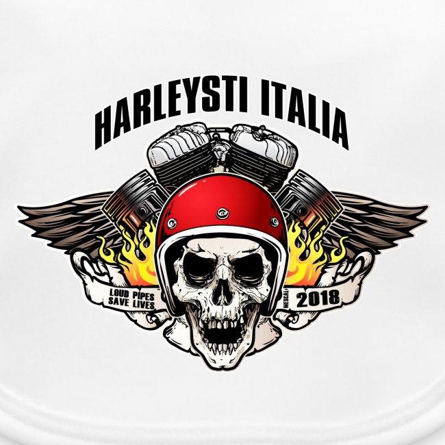 LOGO UFFICIALE HARLEYSTI ITALIA - NEW 2021