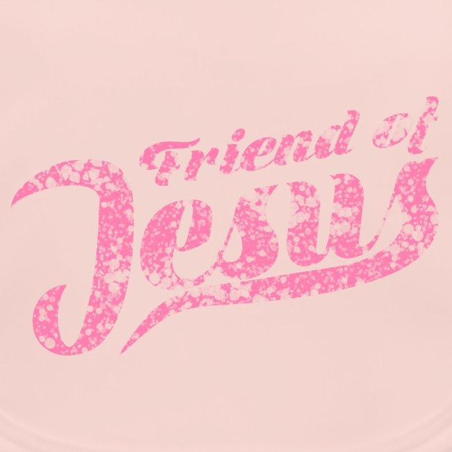 Friend of Jesus rosa