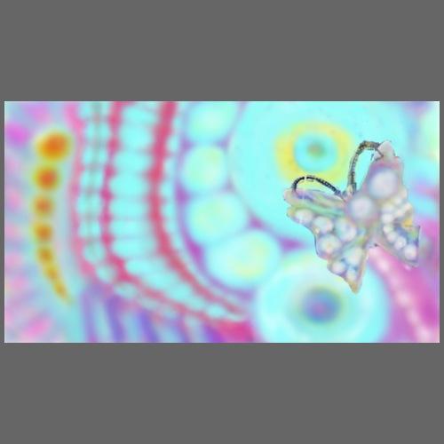 Your-Child Butterfly - Hagesmække af økologisk bomuld