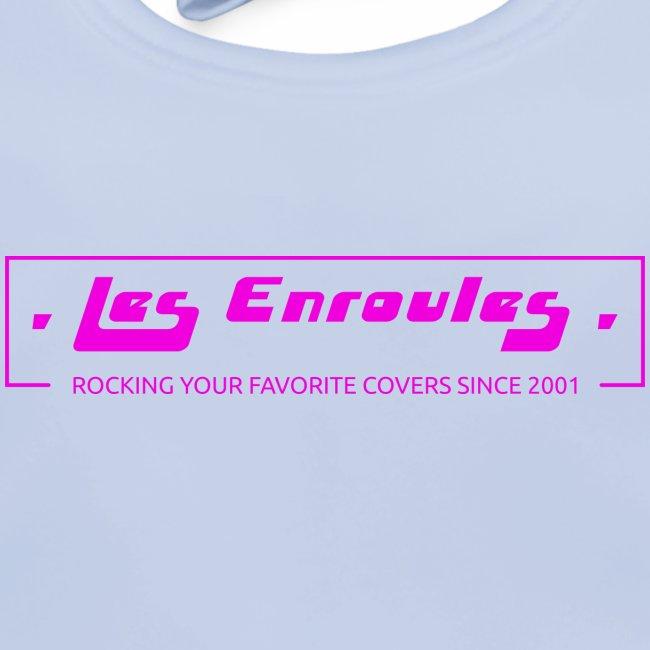 Rocking since 2001! Pink