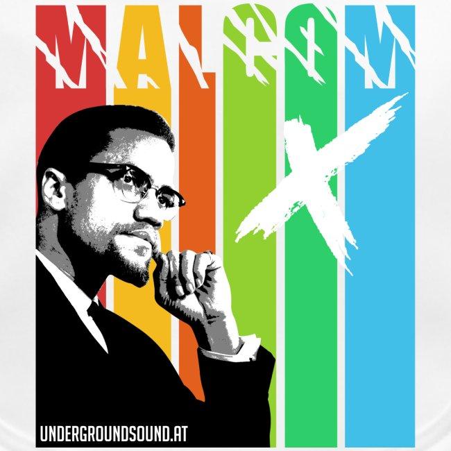 MALCOM X colourful