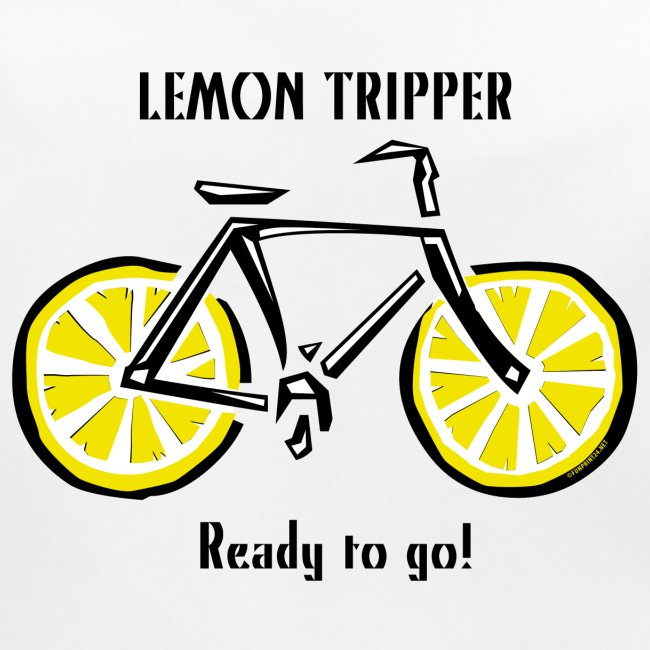 LEMON TRIPPER BICYCLE Textiles and Gifts Products