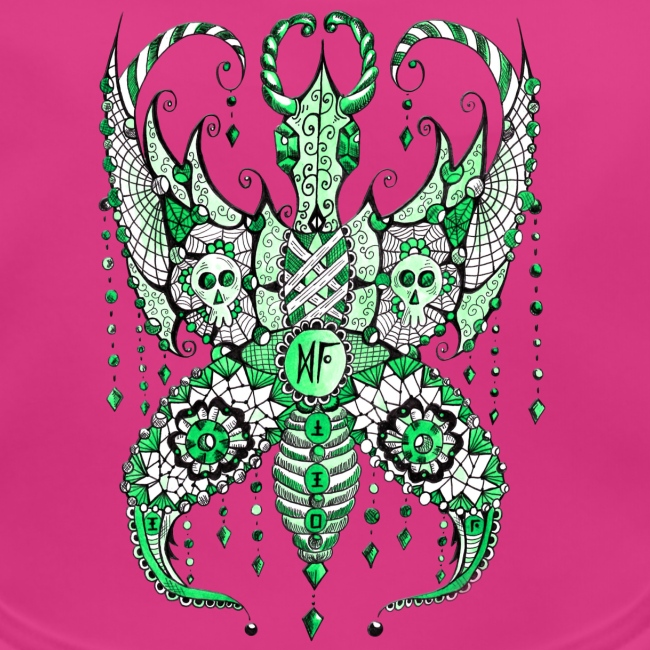 Papillon Lilou Vert