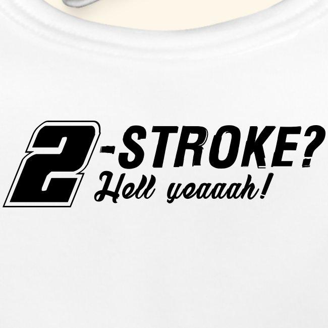 Zweitakt-Liebe 2-Takt 2-Stroke Motor