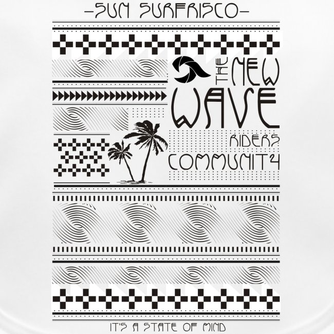 etno surf print