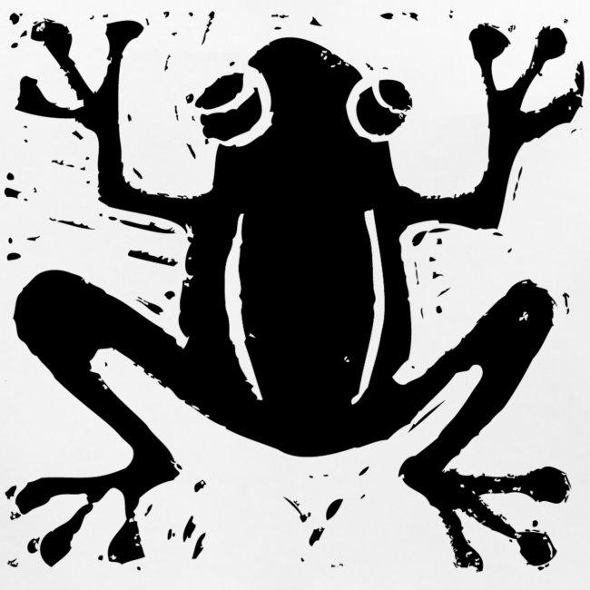 Crafty Wotnots Tree Frog