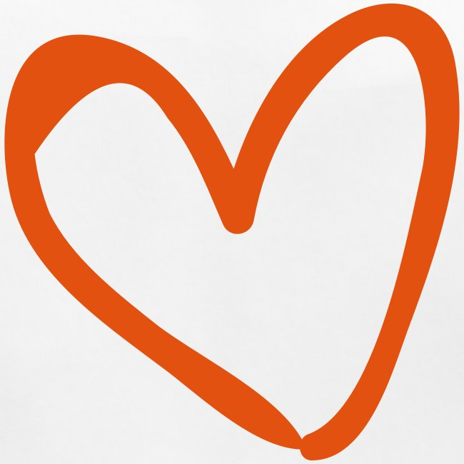 Heart Outline Pixellamb