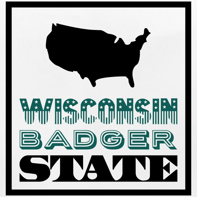 Wisconsin BADGER STATE