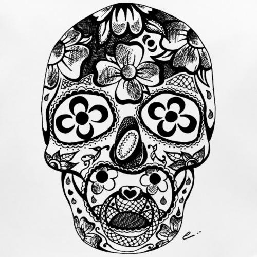 Tête mexicaine tétine - Bavoir bio Bébé