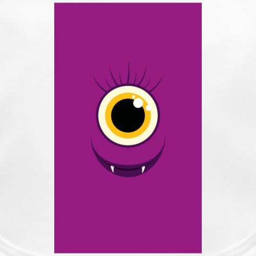 Monster / Alien Mama - Baby Bio-Lätzchen