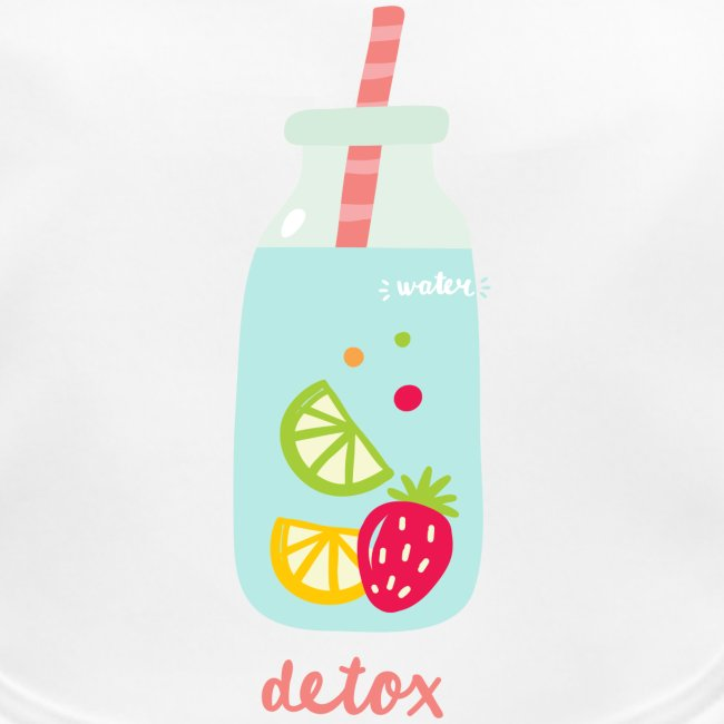 Detox Juice Bottle