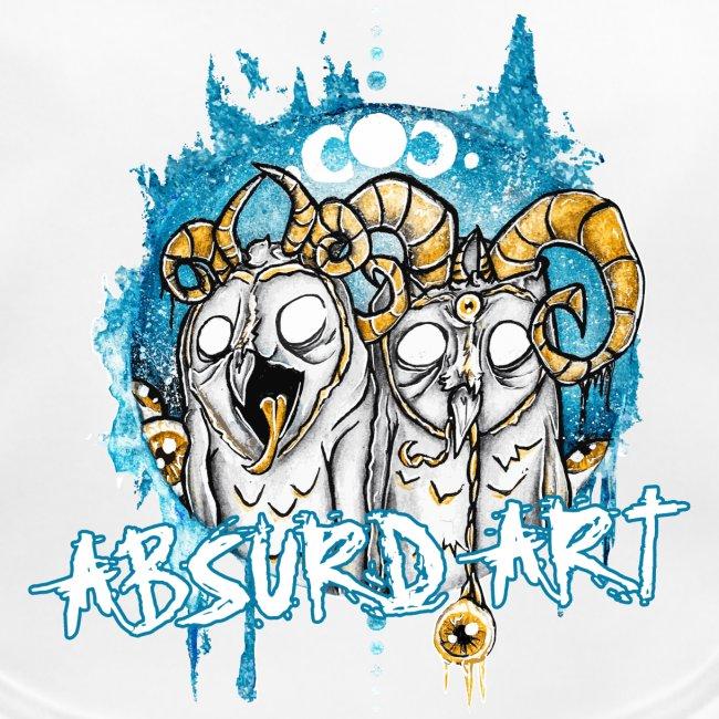 """""""Karl & Bob"""" von Absurd ART"""