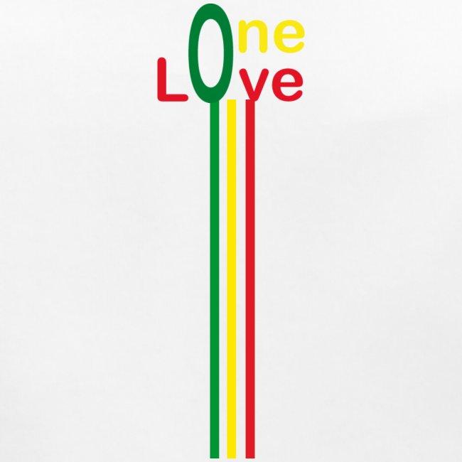 One love Rastafari