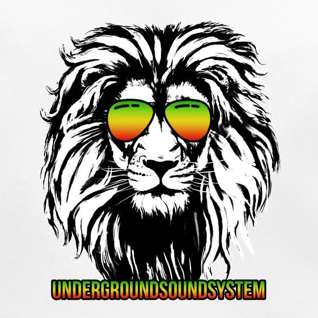 RASTA REGGAE LION