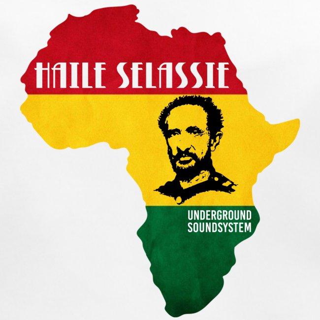 Haile Selassie Africa Repatriation