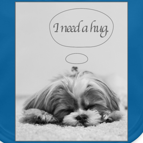 I Need A Hug: Phone Case - Baby Organic Bib