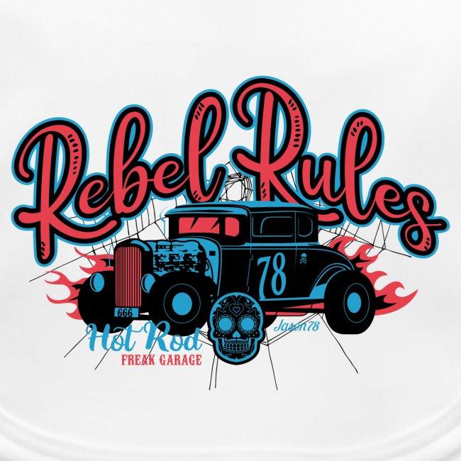 Hot Rod - Rebel Rules