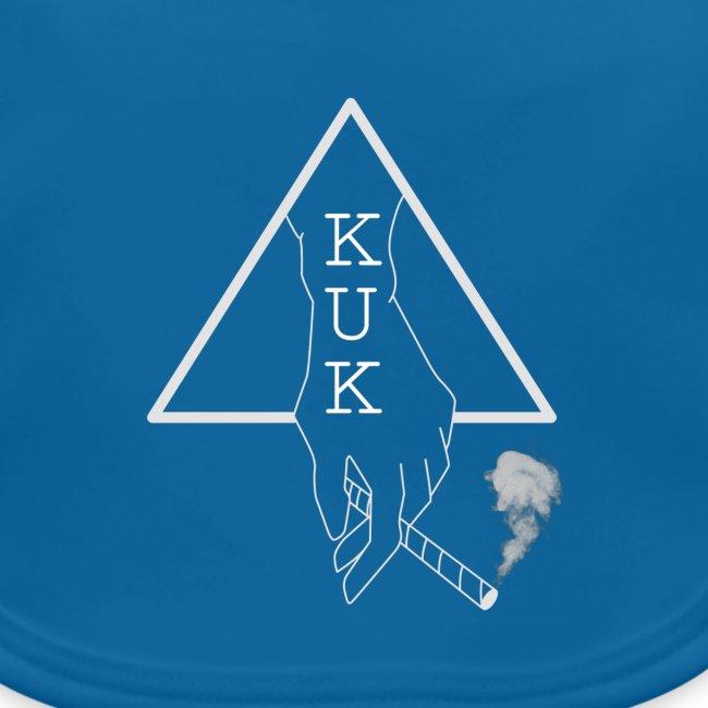 K.U.K - Logo Pulli schwarz