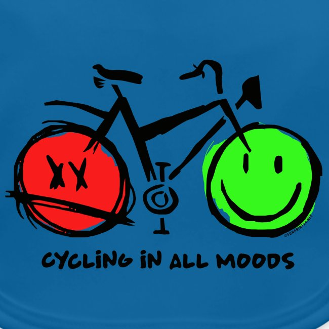 Cycling in all Moods - Trippers Textiles and Gifts