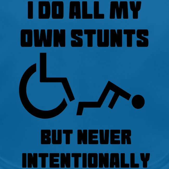 Ik doe alle stunts zelf in mijn rolstoel 003