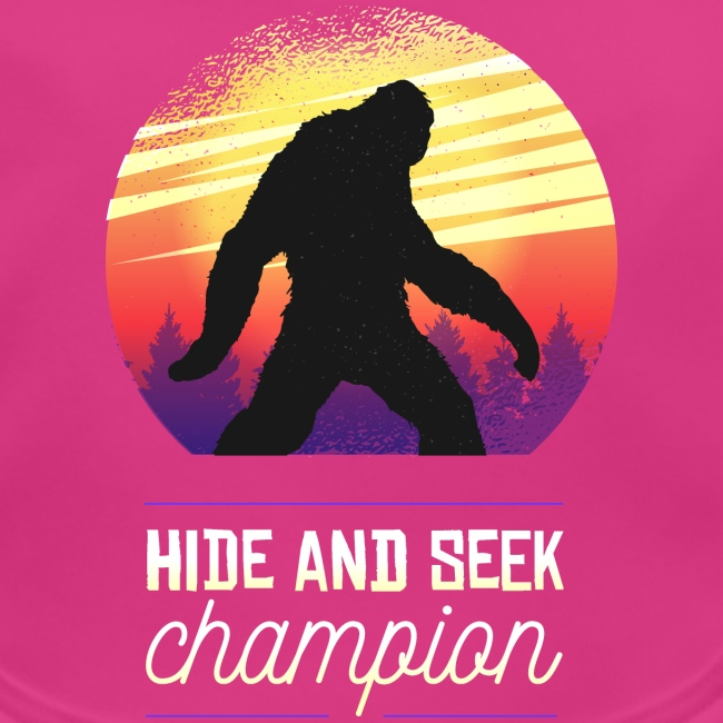 Hide Seek Champion
