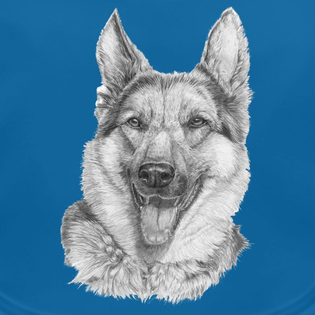 Schæfer German shepherd