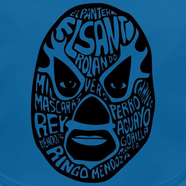 luchador mask2