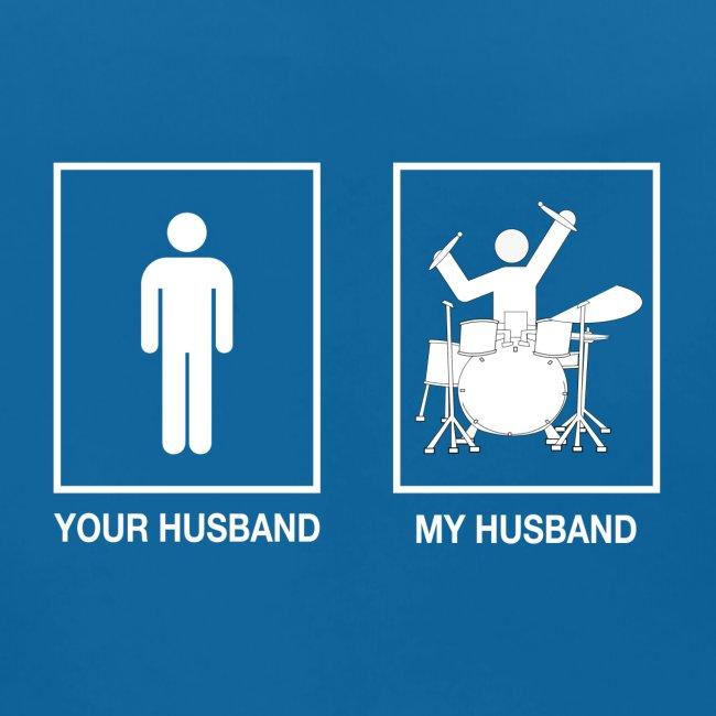 My Husband female white