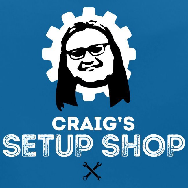 Craigs Setup Shop on Red