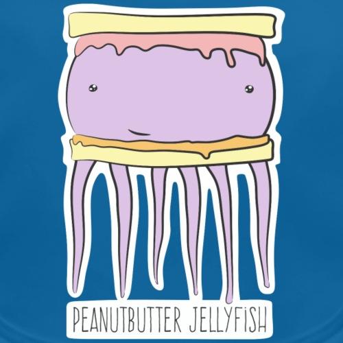 Peanutbutter Jellyfish - Baby Bio-Lätzchen