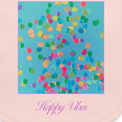 Happy Vibes: Phone case - Baby Organic Bib